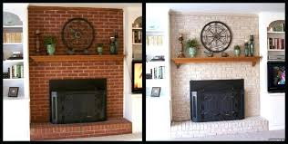 fireplace brick colors red brick fireplace ideas mantle paint colors red brick fireplace paint colors