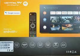 Viettel TV box 4K biến tivi thường thành smart TV thông minh   Tổng đài  trung tâm Viettel Care