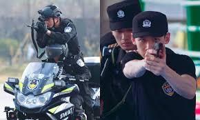 national police drama tv series
