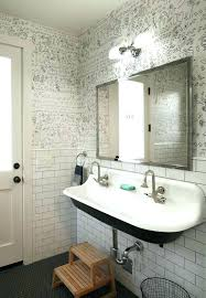 modern powder room ideas powder room wall decor bathroom farmhouse sink best modern powder room ideas