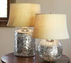 marley antique mercury glass table lamp bases pottery barn regarding mercury table lamps prepare