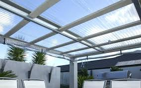 suntuf polycarbonate roof panels in smooth cream reservoir image suntuf polycarbonate