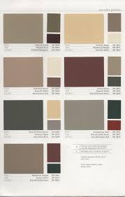 Brown Trim Paint Exterior Window Color Schemes Exterior Classic Roof Tile Feat