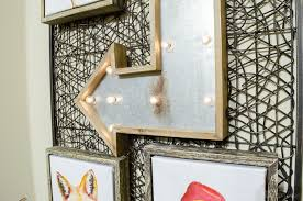 Upgrade your home's style with stratton home's metal and rattan large centerpiece wall decor. How To Create A Layered Gallery Wall Polished Habitat