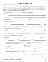 Medical Forms Templates Medical Form Template 8 Things You Need To Know About