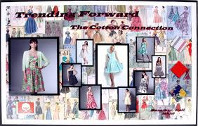 Presentation Boards Fashion Textiles Texas Womans University
