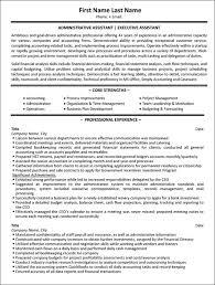 Public Administration Resume Sample Tomyumtumweb Com