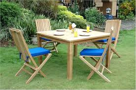 Blue Wood Patio Furniture Deals Outdoor Decorations – Patio