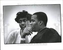 1991 Press Photo Toni Cato Riggs Detroit Michigan Murderer - Historic Images