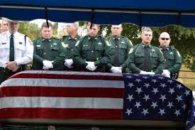 Law enforcement says goodbye to beloved officer - News - The Times -  Apalachicola, FL