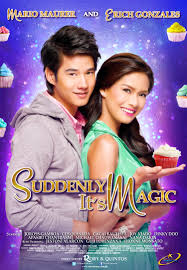 Suddenly It's Magic – Mario Maurer – Erich Gonzales – FULL MOVIE