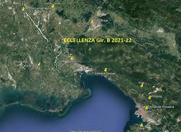 I gironi A e B di Eccellenza, il calendario della Coppa Italia e il girone  del Sistiana Sesljan – ASD AŠD Sistiana Sesljan