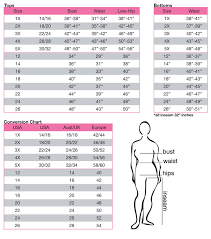 Cato Plus Size Chart Lavish Curves Boutique Size Chart