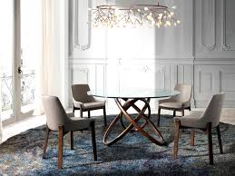 kitchen fabulous modern round dining room table 47 elegant for 8 people decor ideas 12 kitchen fabulous modern round dining room table