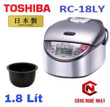 Nồi cơm điện cao tần áp suất TOSHIBA RC-18LY nội địa Nhật 2nd 92%_Nồi Cơm  Đã Qua Sử Dụng - Trưng bày_Nồi Cơm Điện Nhật_Điện Máy Nội Địa Nhật_Hàng nội  địa Nhật