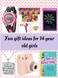 Fun Gift Ideas for 14 Year Old Girls