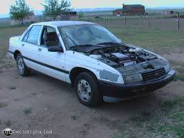 Chevrolet Corsica – pictures, information and specs - Auto ...