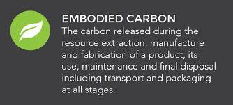 Embodied Carbon - Hambleside Danelaw