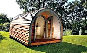 Outdoor office pod Garden Outdoor Office Shed Outdoor Office Shed Pod Garden Pods From Hideouts Small Kits Prefab Outdoor Office The Hathor Legacy Outdoor Office Shed Outdoor Office Pod By Villa Small Pods Outdoor