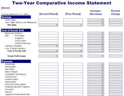Business Statement Template Spreadsheet Template Income Statement Small Business Example Sample 20