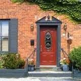Small Picture best front door color for orange brick house Buscar con Google