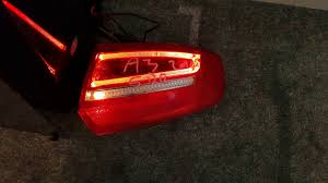 Audi A3 8p Rear Lights Audi A3 8p Dynamic Indicator Project Audi Sport Net