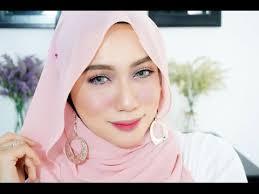 pink barbie doll makeup tutorial