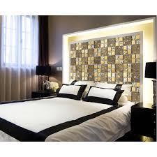 mosaic bedroom furniture. Gold Plated Glass Mosaic Sheets Bathroom Wall Backsplash Tiles Bedroom Tile Kitchen Backsplashes SBLT117 Furniture