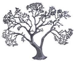 order large metal wall art tree shiny polished silver finish on silver metal wall art trees with large metal wall art tree tyres2c