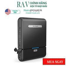 Sạc dự phòng cho Laptop RAVPower PB055 27000mAh-Thương hiệu USA- HÀNG CHÍNH  HÃNG tốt giá rẻ