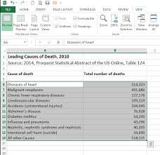 Building Charts In Excel 2013 Creating Graphs In Excel 2013