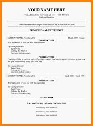 Free Resumes Enchanting 28 Free Printable Sample Resumes St Columbaretreat House