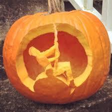 Football Pumpkin Carving Patterns Best Decorating