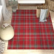 plaid area rugs wonderful plaid area rug with laurel foundry modern farmhouse red indoor area rug
