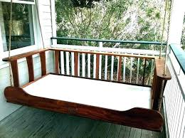 outdoor swing bed australia round rattan wicker porch outdo outdoor swing bed australia