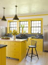40 Trendy Ideas That Bring Gray And Yellow To The Kitchen Delectable Yellow Kitchen Ideas