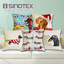 Dachshund Home Decor Compare Prices On Dachshund Pillow Online Shopping Buy Low Price