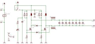 i need the most basic circuit diagram for wireless energy transfer enter image description here