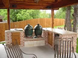 outdoor kitchen design with egg big green egg egghead forum within outdoor kitchen with