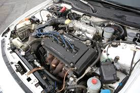 techtips an introduction to the honda b series engine here is of the rare occasions you ll actually see a b16a in a third generation integra gs r the owner of this vehicle actually blew his factory b18c and