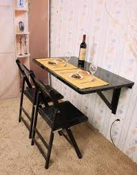mounted table on wall table diy kitchen bars and wall