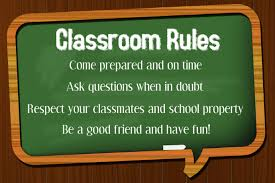classroom rules template classroom rules template postermywall