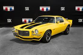Check out 27 of the Most Iconic and Rare Camaros on the Planet!