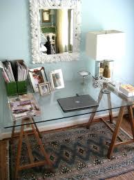 office glass desks. Glass Top Office Desk Furniture Home Design Modern Scandinavian Expansive Desks S