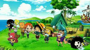 Hình nền : hình minh họa, Chibi, hoạt hình, Một mảnh, Sanji, Monkey D  Luffy, rừng nhiệt đới, Roronoa Zoro, Nami, Tony Tony Chopper, Nico Robin,  Brook, Usopp, Franky, Trò chơi, Ảnh