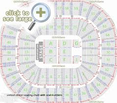 United Center Seating Chart With Seat Numbers Unmistakable Prudential Seating Chart Basketball Prudential