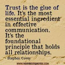 Relationship Trust Quotes on Pinterest | Relationship Change ... via Relatably.com