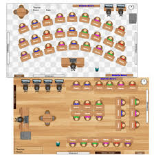 Interactive Seating Chart Classroom Editable Class Seating Chart Templates With Movable Furniture