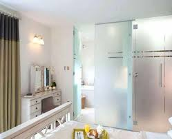 opaque glass door astounding frosted glass bathroom door frosted sliding glass door for bathroom home and
