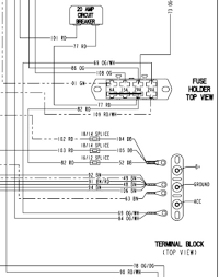 polaris ranger wiring diagram 2004 polaris predator 500 wiring schematic images wiring diagram wiring diagram on polaris ranger 6x6 in